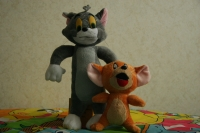 Disney Tom si Jerry 30 cm/17 cm