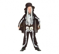 Costum Halloween - Schelet baiat